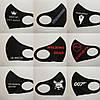 Захисна маска для обличчя не медична неопренова піта пітта Pitta, фото 5