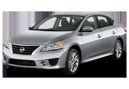 Килимки в салон для Nissan (Ніссан) Sentra 7 (B17) 2013+