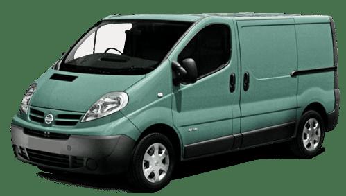 Килимки в салон для Nissan (Ніссан) Primastar 1 2002-2016