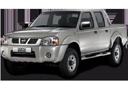 Килимки в салон для Nissan (Ніссан) Navara NP300 2 (D40) `05+