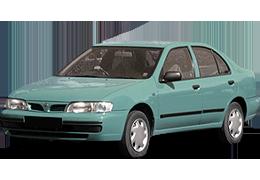 Килимки в салон для Nissan (Ниссан) Almera 1 (N15) 1995-2000