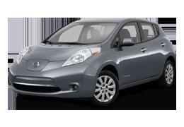 Килимки в салон для Nissan (Ніссан) Leaf 1 2010-2017