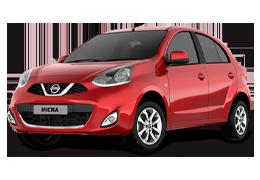 Килимки в салон для Nissan (Ніссан) Micra K13 2010+