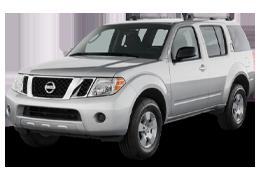 Килимки в салон для Nissan (Ніссан) Pathfinder 3 (R51) `05-14
