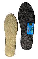 Стелька мех на фетре с 35р по 46р размерная пришивная Украина