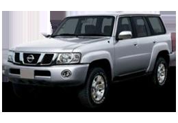 Килимки в салон для Nissan (Ніссан) Patrol 1 (Y61) 2001-2010