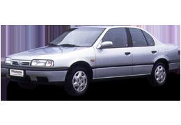 Килимки в салон для Nissan (Ніссан) Primera P10/P11 1990-2002