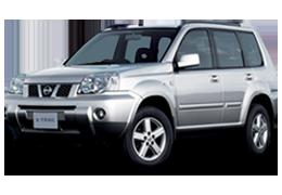 Килимки в салон для Nissan (Ніссан) X-Trail 1 (T30) 2001-2007