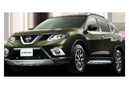 Килимки в салон для Nissan (Ніссан) X-Trail 3 (T32) 2013+