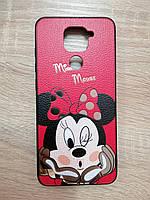 Чехол Xiaomi Redmi Note 9 / Xiaomi Redmi 10X Minnie mouse