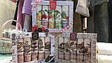 Набор Кухонных Полотенец Плотные Вафельные В Подарочной Коробке 50*70 5 шт С Вышивкой Турция, фото 3