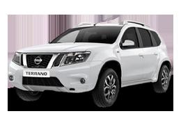 Килимки в салон для Nissan (Ніссан) Terrano/Mistral 4 2013+