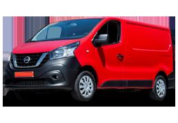 Килимки в салон для Nissan (Ніссан) Primastar 2/NV300 2016+