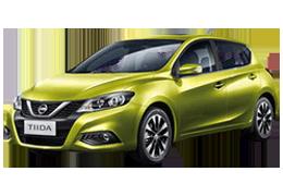 Килимки в салон для Nissan (Ніссан) Tiida/Versa 2(C12/C13) 14