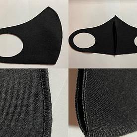 Защитная маска для лица не медицинская многоразовая Pitta