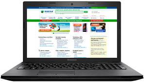 """Ноутбук Lenovo G500 Celeron 1005M 320GB HDD 4GB 15.6"""" Витрина, фото 2"""
