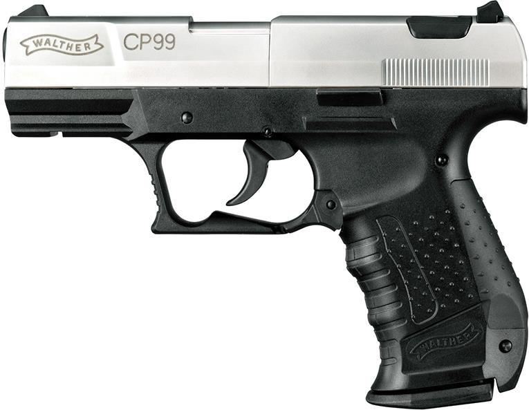 Пневматичний пістолет Walther CP99 bicolor