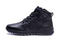 Мужские зимние кожаные ботинки Salomon A-series, фото 1