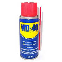 Смазка WD-40, 100 мл, Болгария (оригинал)
