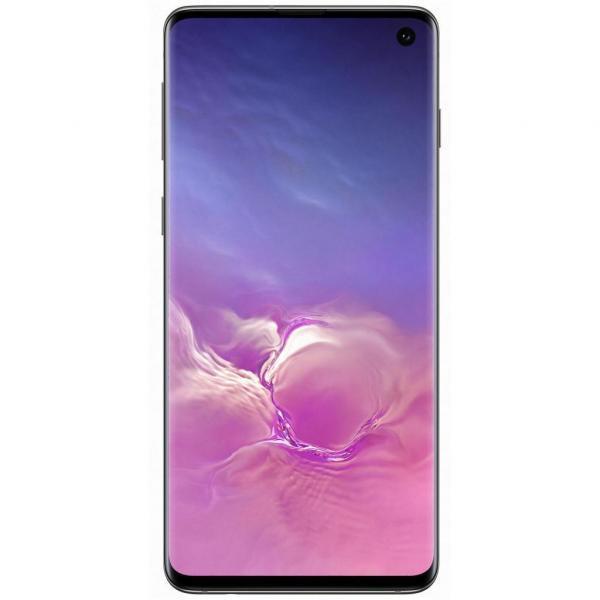 Мобильный телефон Samsung SM-G973F/128 (Galaxy S10) Black (SM-G973FZKDSEK)