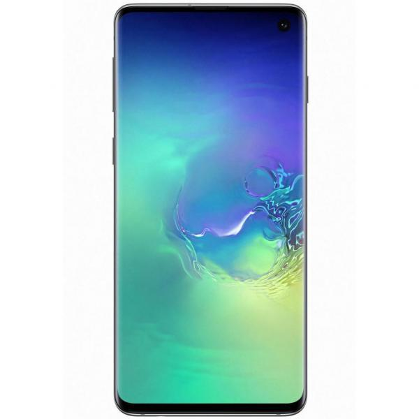 Мобильный телефон Samsung SM-G973F/128 (Galaxy S10) Green (SM-G973FZGDSEK)