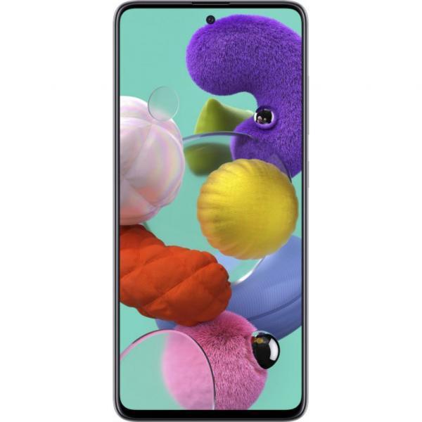 Смартфон Samsung SM-A515FZ (Galaxy A51 4/64Gb) White (SM-A515FZWUSEK)