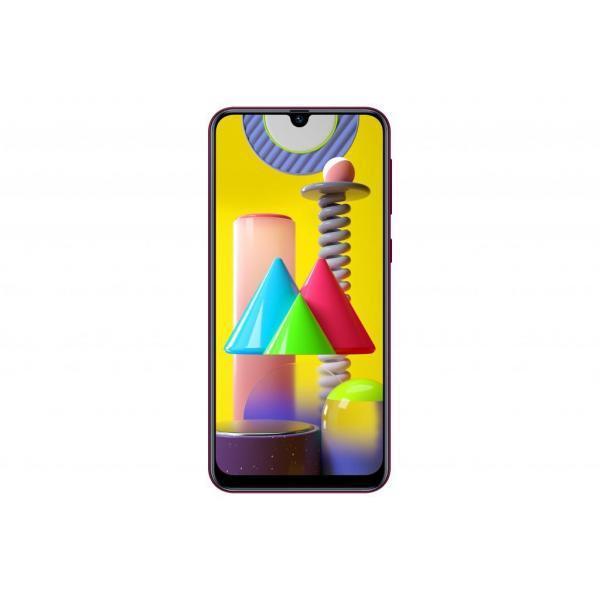 Смартфон Samsung SM-M315F/128 (Galaxy M31 6/128Gb) Red (SM-M315FZRVSEK)