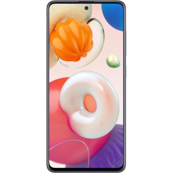 Смартфон Samsung SM-A515FZ (Galaxy A51 6/128Gb) Metallic Silver (SM-A515FMSWSEK)