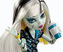 Кукла Monster High Фрэнки Штейн (Frankie Stein) Коффин Бин Монстер Хай Школа монстров, фото 8