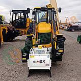 Навесная дорожная фреза для асфальта и бетона Simex PL60.20, фото 5