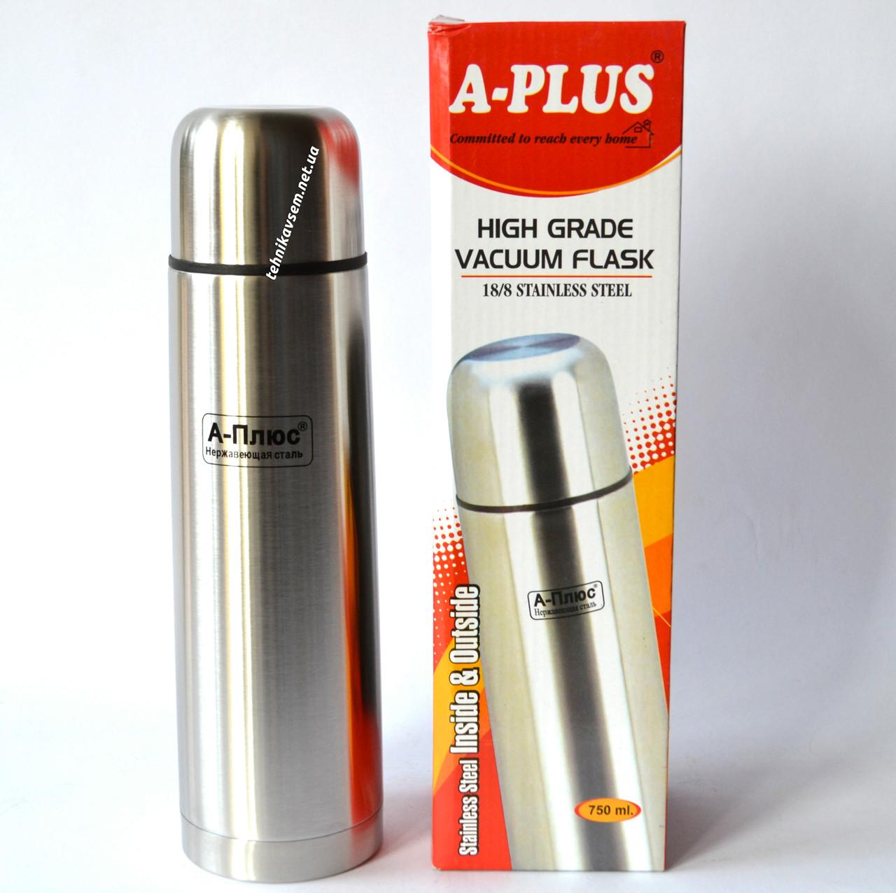 Термос A-Plus 0.75 л (FL 1753)