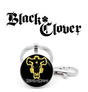 """Брелок Черный клевер """"Symbols"""" / Black Clover"""