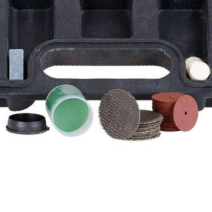 Комплект аксессуаров, насадки фрезы для гравера Intertool - 100 ед., фото 2