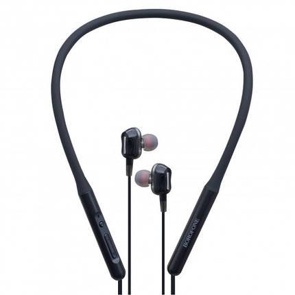 Беспроводные Bluetooth наушники Borofone BE31 Black, фото 2