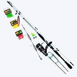 Рыболовный набор Crocodile Elite 2.10 м.
