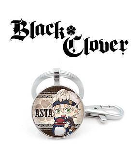 """Брелок Черный клевер """"Asta"""" / Black Clover"""