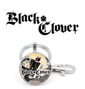 """Брелок Черный клевер """"Аста и магический атрибут"""" / Black Clover"""