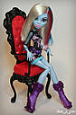 Лялька Monster High Еббі Боминейбл (Abbey Bominable) Коффін Бін Монстер Хай Школа монстрів, фото 4