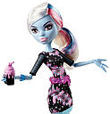 Лялька Monster High Еббі Боминейбл (Abbey Bominable) Коффін Бін Монстер Хай Школа монстрів, фото 8