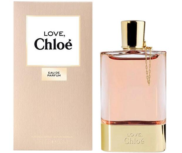 Chloe Love парфюмированная вода 75 ml. (Хлое Лав)