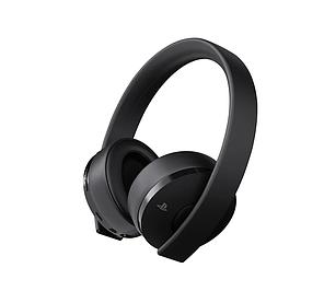 Наушники PlayStation Gold Wireless Headset (9455165) Black Витрина, фото 2