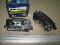 Колодки тормозные MITSUBISHI OUTLANDER, LANCER IX 03- задние (SANGSIN). SP2111