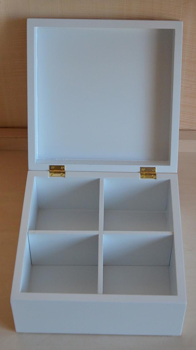 Скриньки з відділеннями (фото)