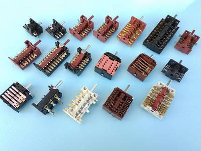 16-я группа Переключатели мощности для электроплит всех моделей
