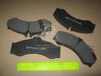 Колодки тормозные передние/задние (с датчиком) (Intelli). D146EI