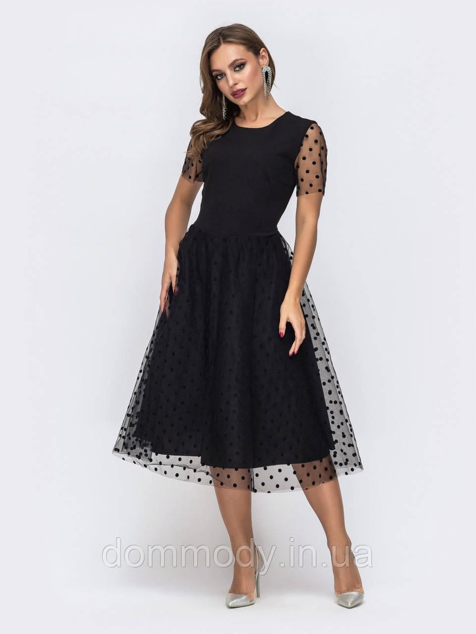 Платье женское Judith black