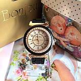 Силіконові жіночі годинники білі Geneva, фото 6