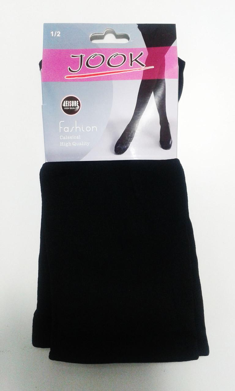 Колготы  женские  черные для девочек, JOOK , арт. JW 211
