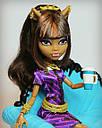Кафе Монстр Хай і лялька Клодін Вульф Monster High Clawdeen Wolf Coffin Bean, фото 6