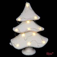 Новогодняя игрушка Светящаяся елка (29*22*11 см)